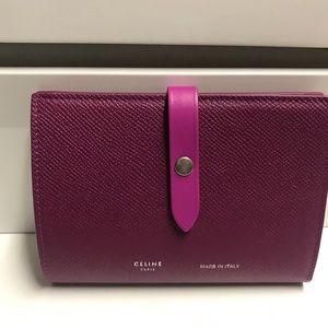New Celine medium wallet